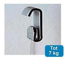 Perlon met Easy-cliq 150cm (max 7kg) 7060299