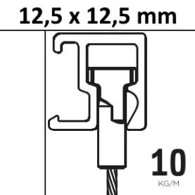 Artiteq-contour-rail