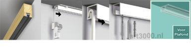 Schilderij ophangsysteem voor plafonds