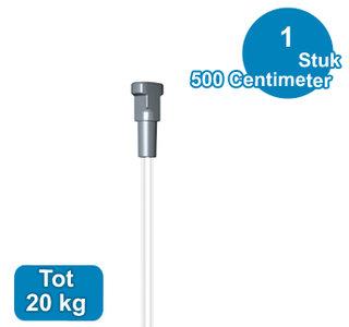PERLON + TWISTER, 2mm, 500 cm, 20 kg, 09.23500