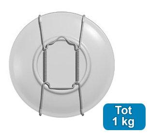 bordhanger 16-25cm metaalkl belastbaarheid 1kg blister 9.5520