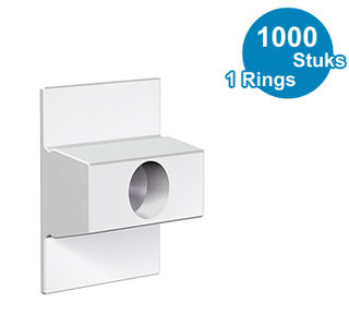 CLICK & CONNECT, CLICK RAIL, 1 RING, per 1000 stuks 9.4113B