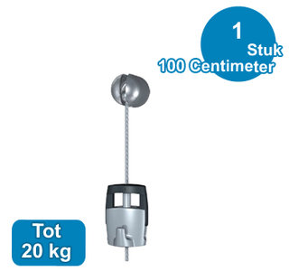 Solohanger ophangsysteem 100 cm 20 kg N-7030.100