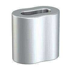 DRAADKLEM, 2 mm, ALU, per stuk 9.4431AA