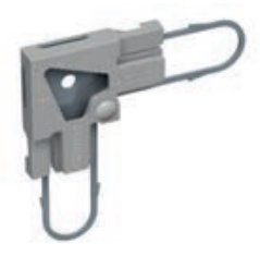 back frame power corner 8 mm (set 4x)