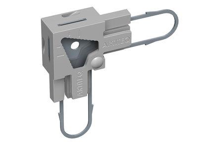 back frame power corner 15 mm (set 4x)