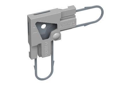 back frame power corner 8 mm 250 stuks