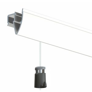 all-in-one kit 2 meter up rail micro grip wit primer RAL 9016