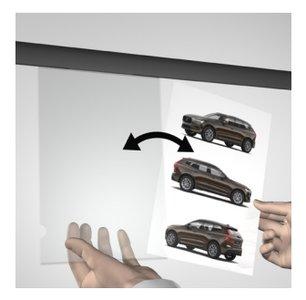 smart pocket display hoes A3 liggend per 3 stuks
