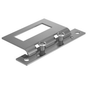 lijsthanger zwaar voor aluminium lijsten per 20 stuks